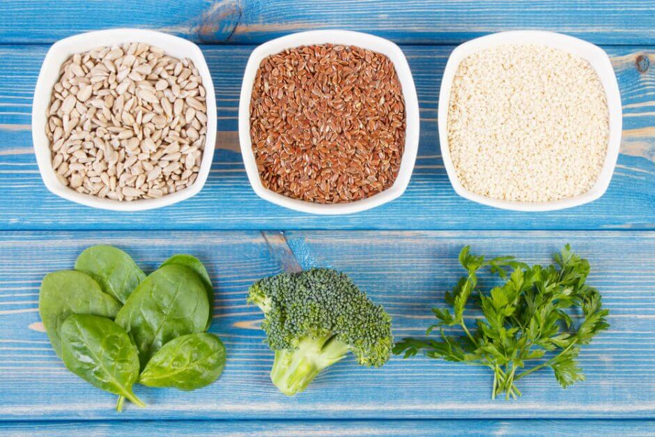 fiber foods and supplements